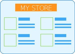 Make money with an e-commerce store as part of your blog.