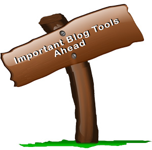 Blog tools coming up soon.