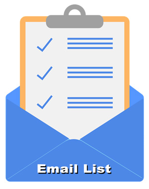 One blog tool you should always be building is an email list.